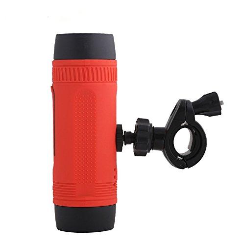 UTP New Bluetooth Speaker Fixed Mount Bracket Stable Holder for Zealot S1 Biking Bicycle Amplifier -