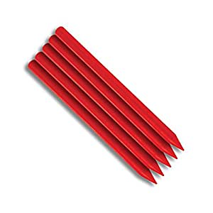 FastCap FATBOYREDREFILL Woodworking Fatboy Refill with 5 Red Crayons