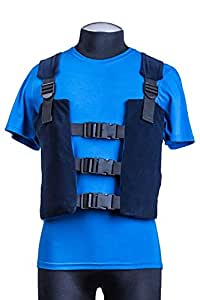 The Cold Shoulder Unisex Pro Vest with CryoMAX gel ice system