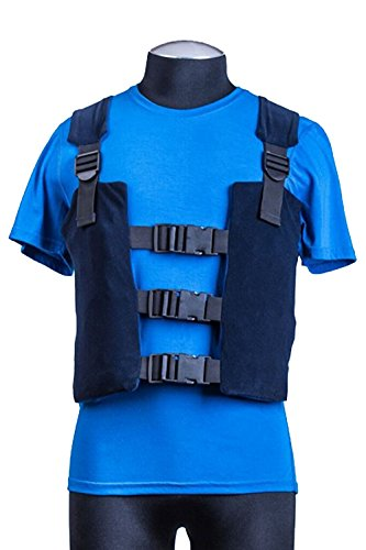 The Cold Shoulder Pro Cool Slimming Vest For Weight Loss For Men & Women - Calorie Fat Burner Cooling Vest With CryoMAX Gel Ice System