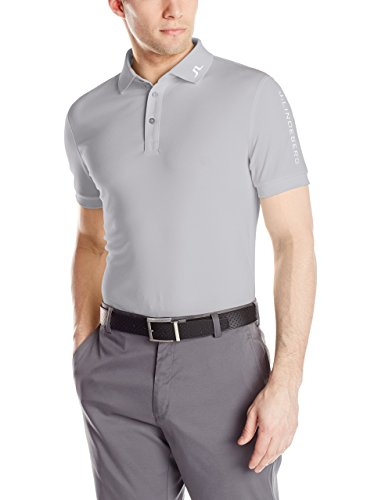 e0f4e30a ... Slim Solid Golf Short Sleeve Knit Sport Polo Shirt. By Pau1Hami1ton $$.  10. rating. J Lindeberg Mens Tour Tech Jersey