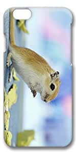 iPhone 6 Case, Custom Design Covers for iPhone 6 3D PC Case - Stand Hamster
