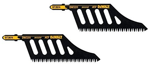 Dewalt DC330 / DC331 Jig Saw (2 Pack) Replacement DW3311 Blade # 648210-00-2pk