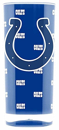 Indianapolis Colts Nfl Tumbler (NFL Indianapolis Colts Insulated Square Tumbler)