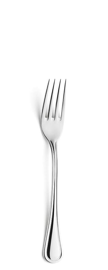 Tenedor de postre, tenedores, acero inoxidable Inox 18/10 ...