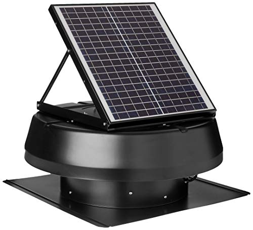 iLIVING Smart Exhaust Solar