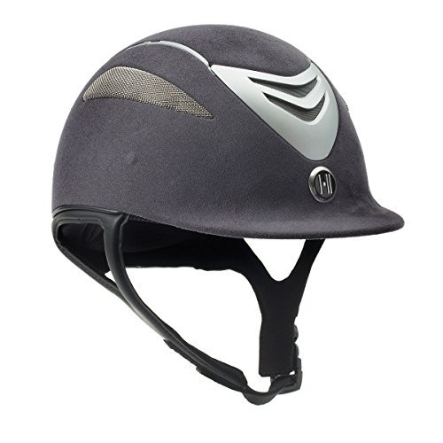 One K Defender Suede Helmet Medium Grey