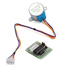 NEXT Electronics DIY 5V Stepper Motor with ULN2003 Driver ARD0565