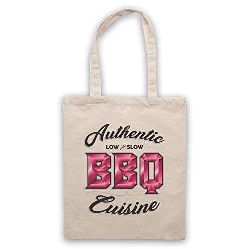 Bbq Low Clothing My Slow Natural autentica Icon Art Cuisine Bolso qAR4WZHt4