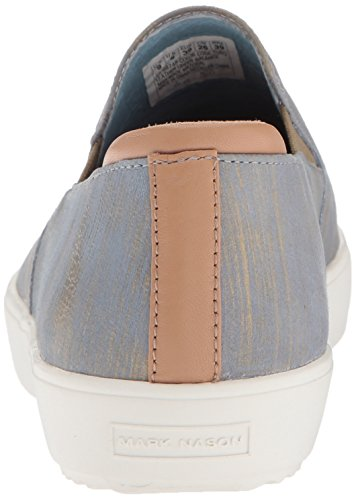 Mark Nason Womens Holiday Sneaker Turquoise