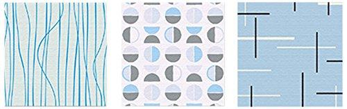 【アートデリ】 北欧モダンなファブリックパネルセット pat-0014,0067,0154 B00OPM4Q3Q