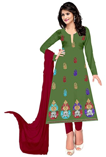 Unstitched-Bollywood-Ethnic-Women-Pakistani-Straight-Wedding-Salwar-Kameez