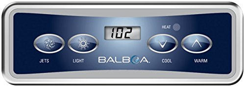 Balboa Topside Kit, Lite Duplex Digital, LCD, VL401, (Duplex Digital Panel 1 Jet)