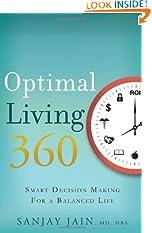 Optimal Living 360: Smart Decision Making for a Balanced Life (Hardcover)