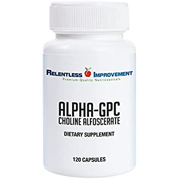 Relentless Improvement Alpha GPC