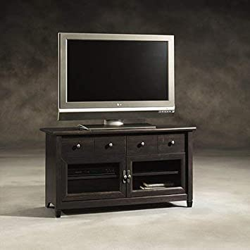 Amazon Com Stylish Tv Stand For Tvs Up To 44 With Safety Tempered