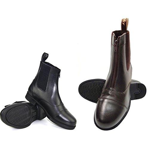Pantalón corto de niño Hy en los bajos Canterbury botas de piel de lucha Marrón - marrón