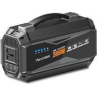 Paxcess 280W / 67500mAh Portable Solar Generator
