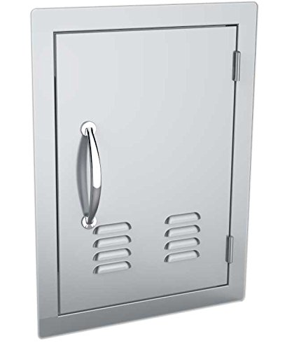 SUNSTONE A-DV1420 14-Inch by 20-Inch Vertical Access Door with Vents