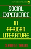 Social Experience in African Literature, O. Taiwo, 978156136X