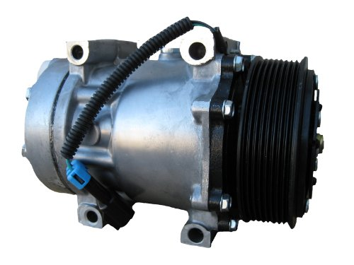 ford-international-sanden-type-4816-ac-compressor-w-clutch