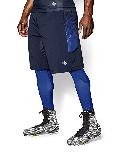 Under Armour Men's NFL Combine Authentic Woven Shorts XL x One Size Academy