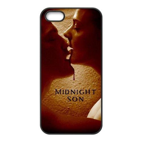 X3T52 Midnight Son Haute Résolution Affiche R3F2GQ coque iPhone 5 5s cellule de cas de téléphone couvercle coque noire DB3SWO1DD