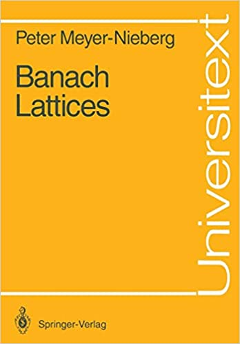 Banach lattices