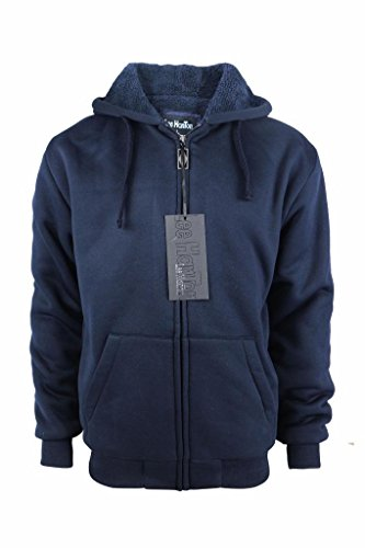 Hanton Heavyweight Sherpa Lined Fleece Jackets product image