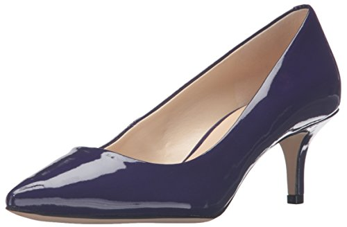 Nove West Xeena Sintetico Kleid Pump Viola Scuro