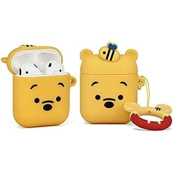 Amazon.com: Honey Winnie Airpods Case,Cute 3D Cartoon