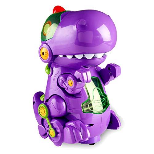 Bump 'N' Go Bubble Dinosaur, Bubble Blower Set, Development Toys, Great For Outdoors