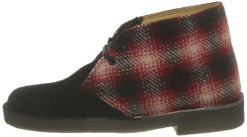 Originals Combi Boots Clarks Boot Woolrich red Desert Rouge Femme gwP0WndWv