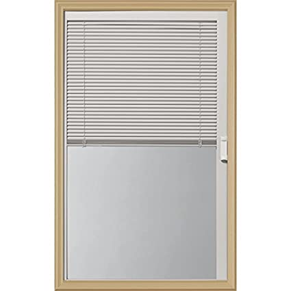 enclosed window blinds patio door odl enclosed blinds 24quot 38quot 24