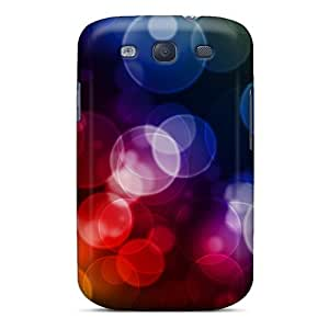 Hot Tpye Abstract Case Cover For Galaxy S3