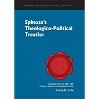 Spinoza's Theologico-Political Treatise (Focus Philosophical Library (Paperback))