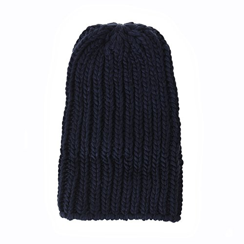 de Ribbed Hat Thick Armada Punto Beanie Gorros Cap Slouchy KR5911 WITHMOONS Knit Skull Cuff 5q8f1Xw