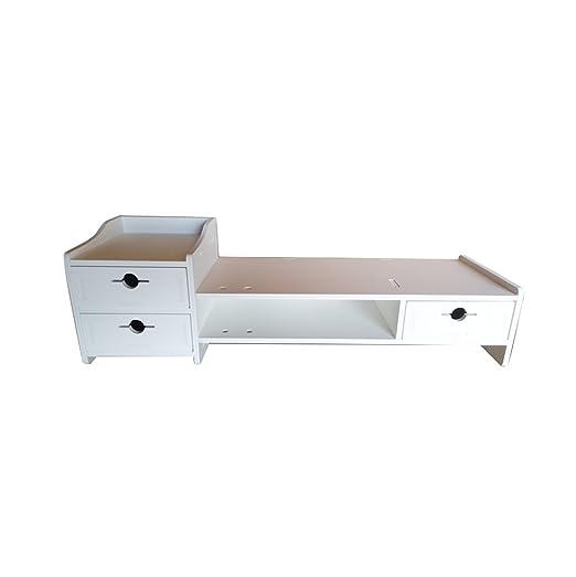 Estantería de pared estantes flotantes tablero de madera de ...