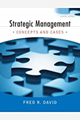 Strategic Management: Concepts and Cases Hardcover