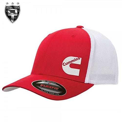 cummins-diesel-flexfit-trucker-hat
