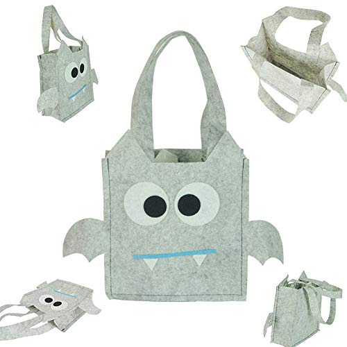 Euone Home DIY, Halloween Cute Witches Candy Bag Packaging Children Party Storage Bag Gift]()