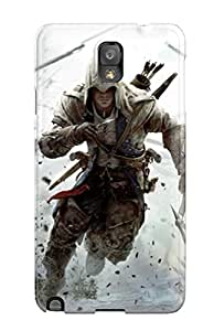 Pauline F. Martinez's Shop 8167234K42194157 New Style Case Cover Assassin's Creed 3 2012 Game Compatible With Galaxy Note 3 Protection Case