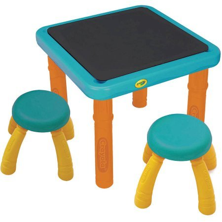 Crayola Sit N Draw Activity Table