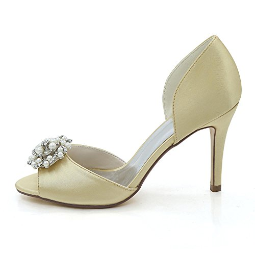 L@YC Damenschuhe Fine With Wedding Shoes / Büro & Karriere / Kleidung / Casual Multicolor Sandalen Yellow