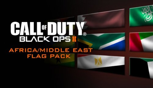 Call of Duty: Black Ops II - African Flags of the World Calling Card Pack [Online Game Code]