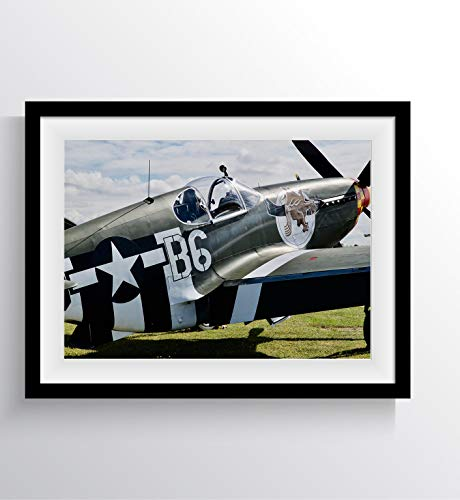 WWII Airplane Photography Art 17