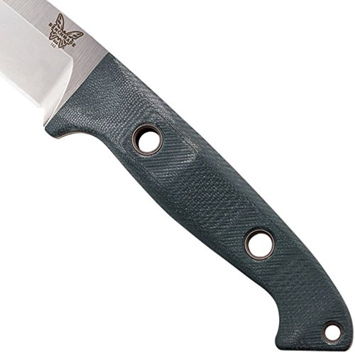 Benchmade Bushcrafter 162 Knife, Drop Point