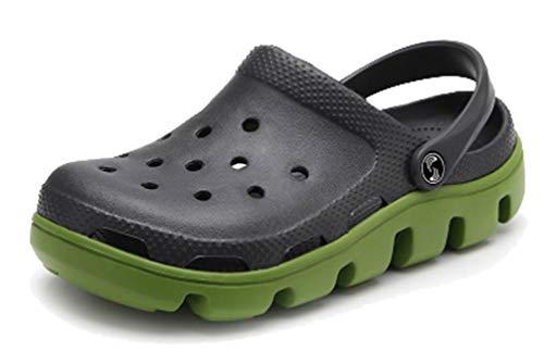 39 Green Femaroly Uomo EU Black Sandali 5 1q1SBA7x