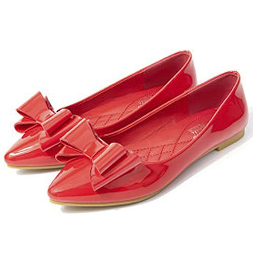 Baja de Mujer Caucho Popoye Red Zapatilla 06w7n6qT