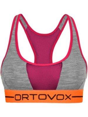 Ortovox Damen Sport Bh Rock'n'Wool